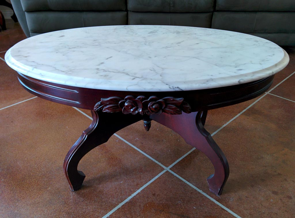 Vintage Marble Coffee Table Coffee Table Design Ideas