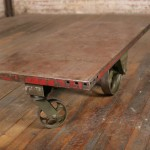 Vintage Metal Coffee Table