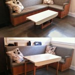 Adjustable Coffee Table to Dining Table
