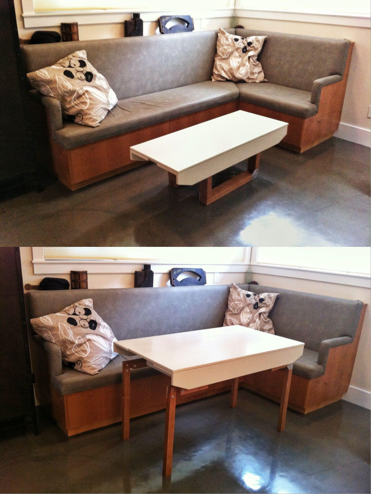 Adjustable Coffee Table To Dining Table Coffee Table Design Ideas