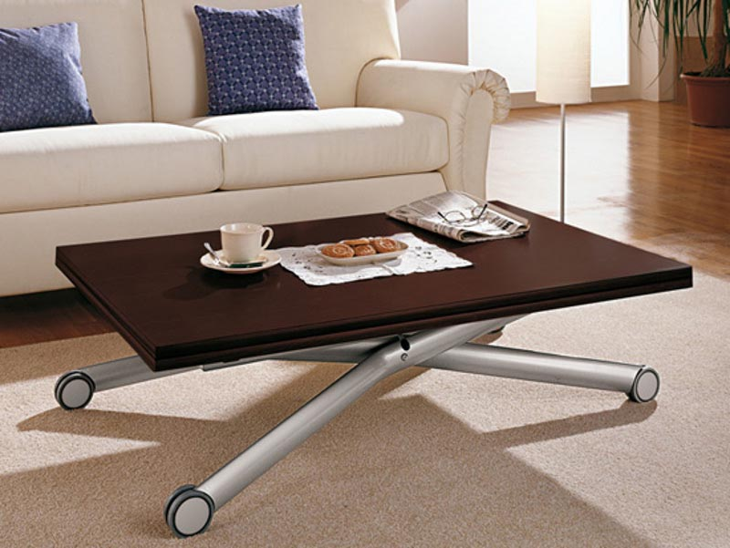 Adjustable Dining Coffee Table