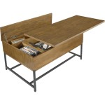 Adjustable Height Lift Top Coffee Tables