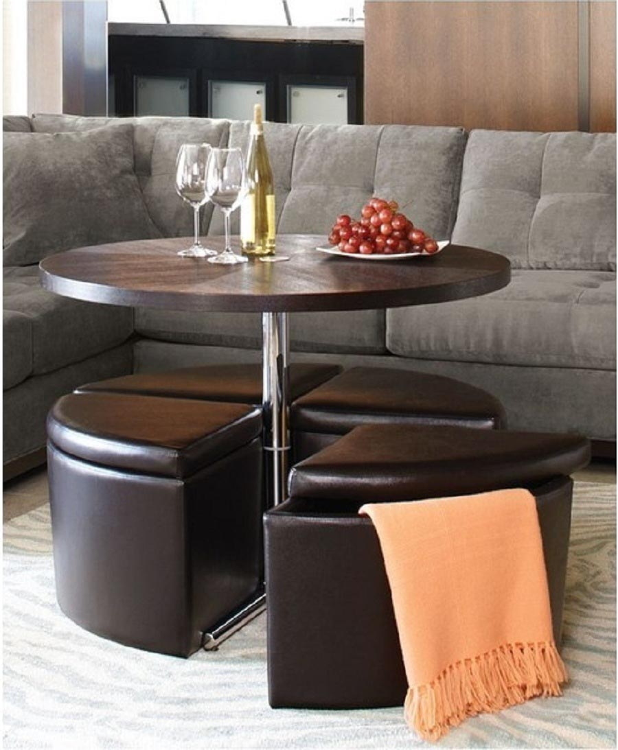 Adjustable Height Round Coffee Table Coffee Table Design