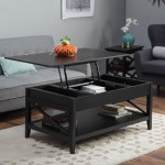 Adjustable Top Coffee Table