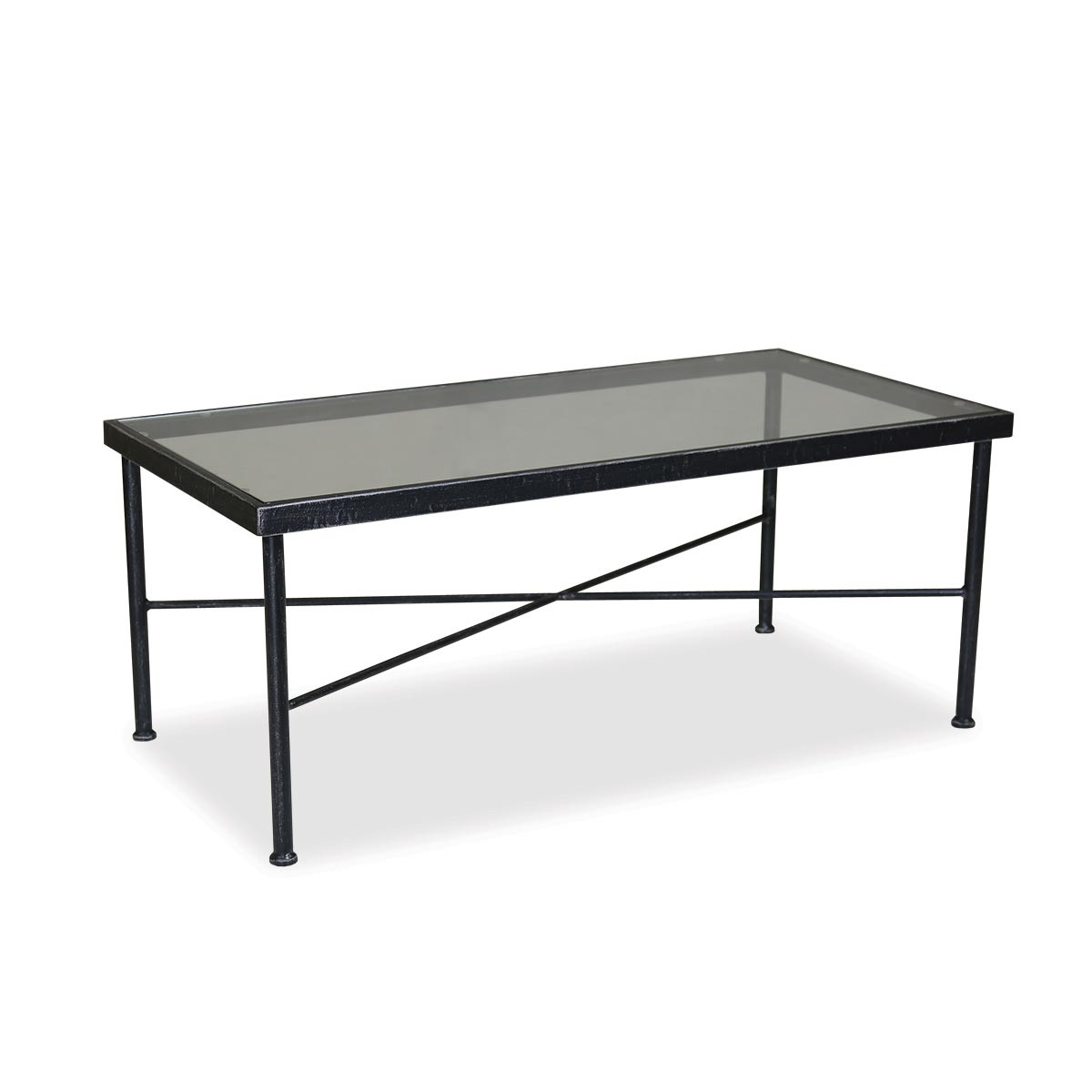 black wrought iron patio coffee table coffee table