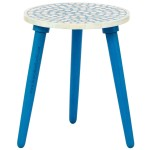 Blue Dot Coffee Table