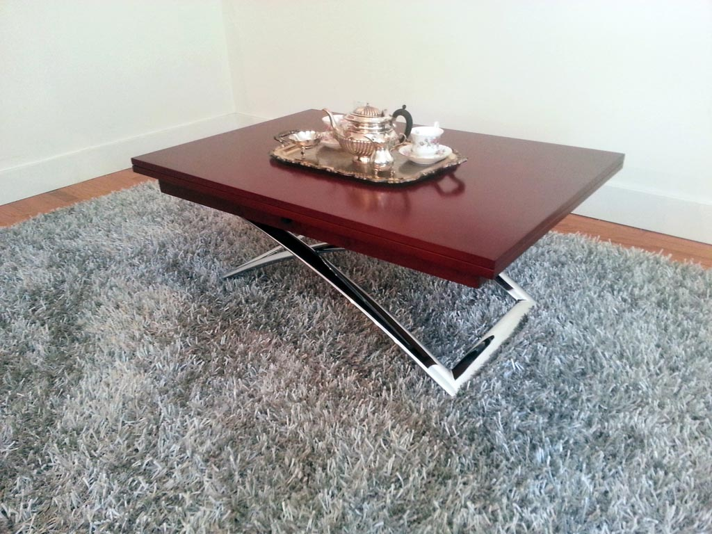 Convertible Coffee Table Small Space Solutions Cool Pieces Of Convertible Furniture With