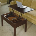 Coffee Table Desk Convertible