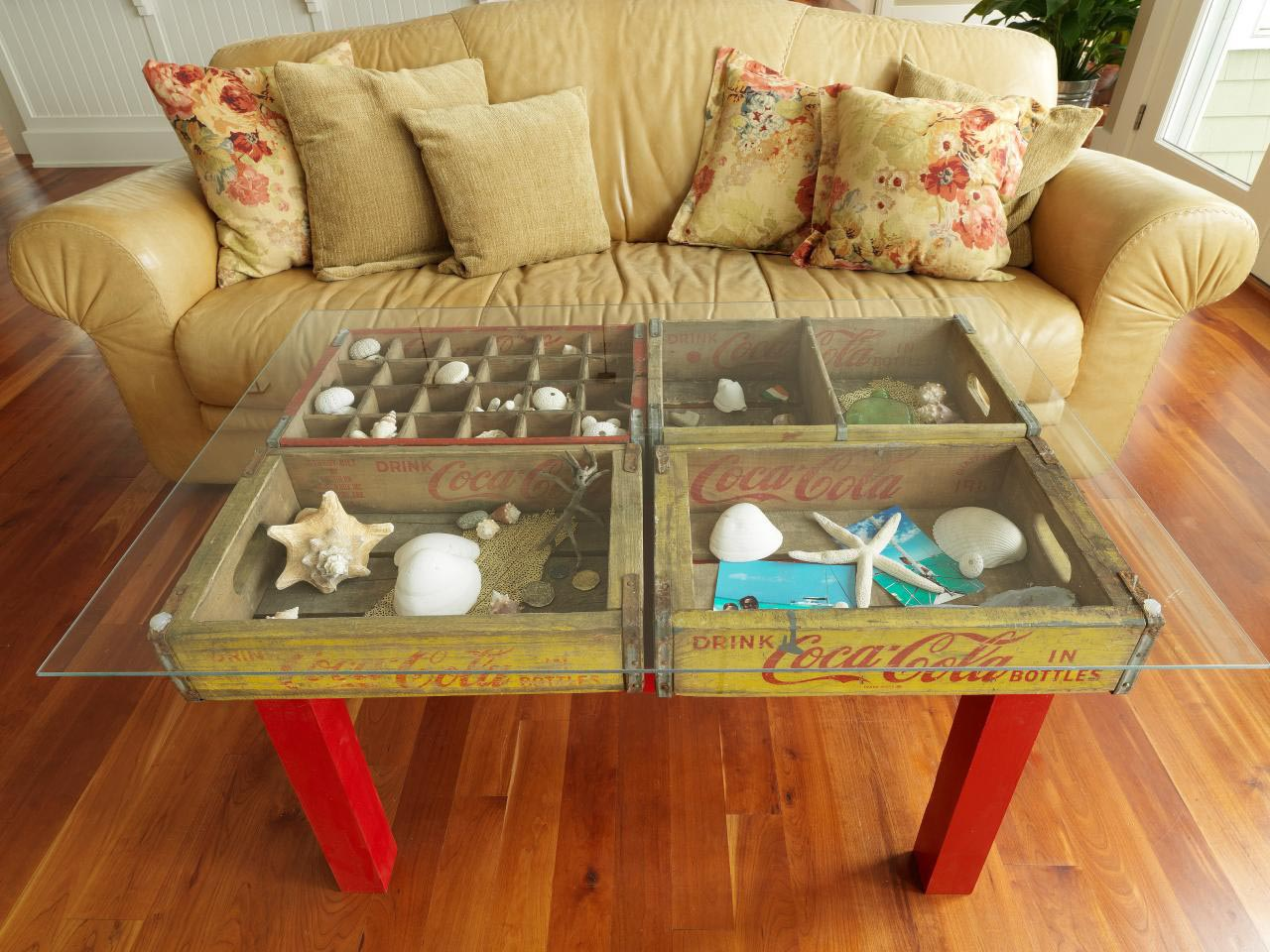 Coffee Table Display Ideas