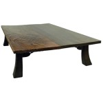 Coffee Table Japanese Designer