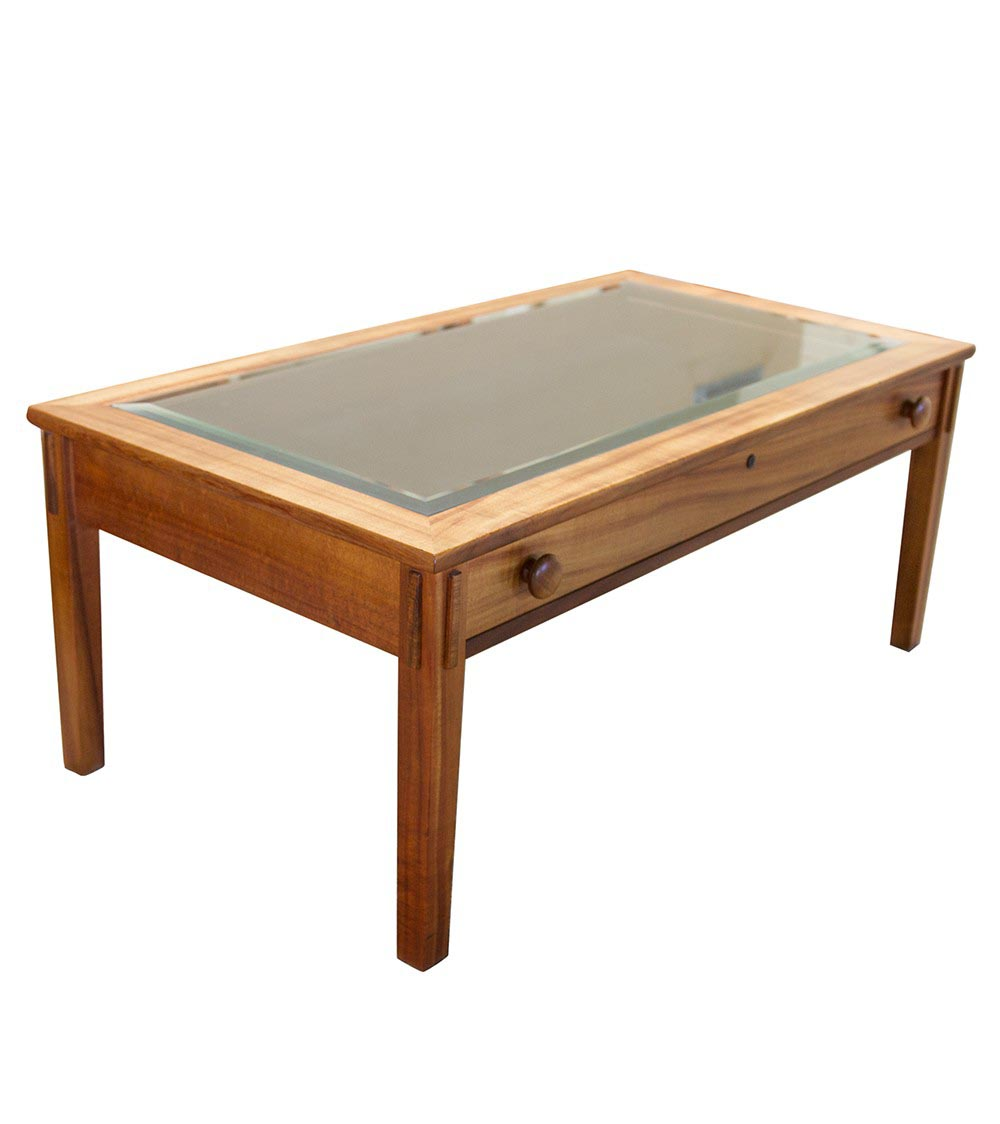 Coffee Table With Display Drawer Coffee Table Design Ideas