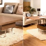 Convertible Coffee Table to Dining Room Table