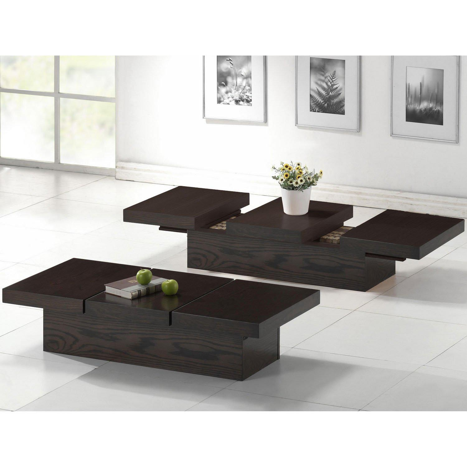 Cool coffee tables with storage coffee table design ideas for Really cool coffee tables