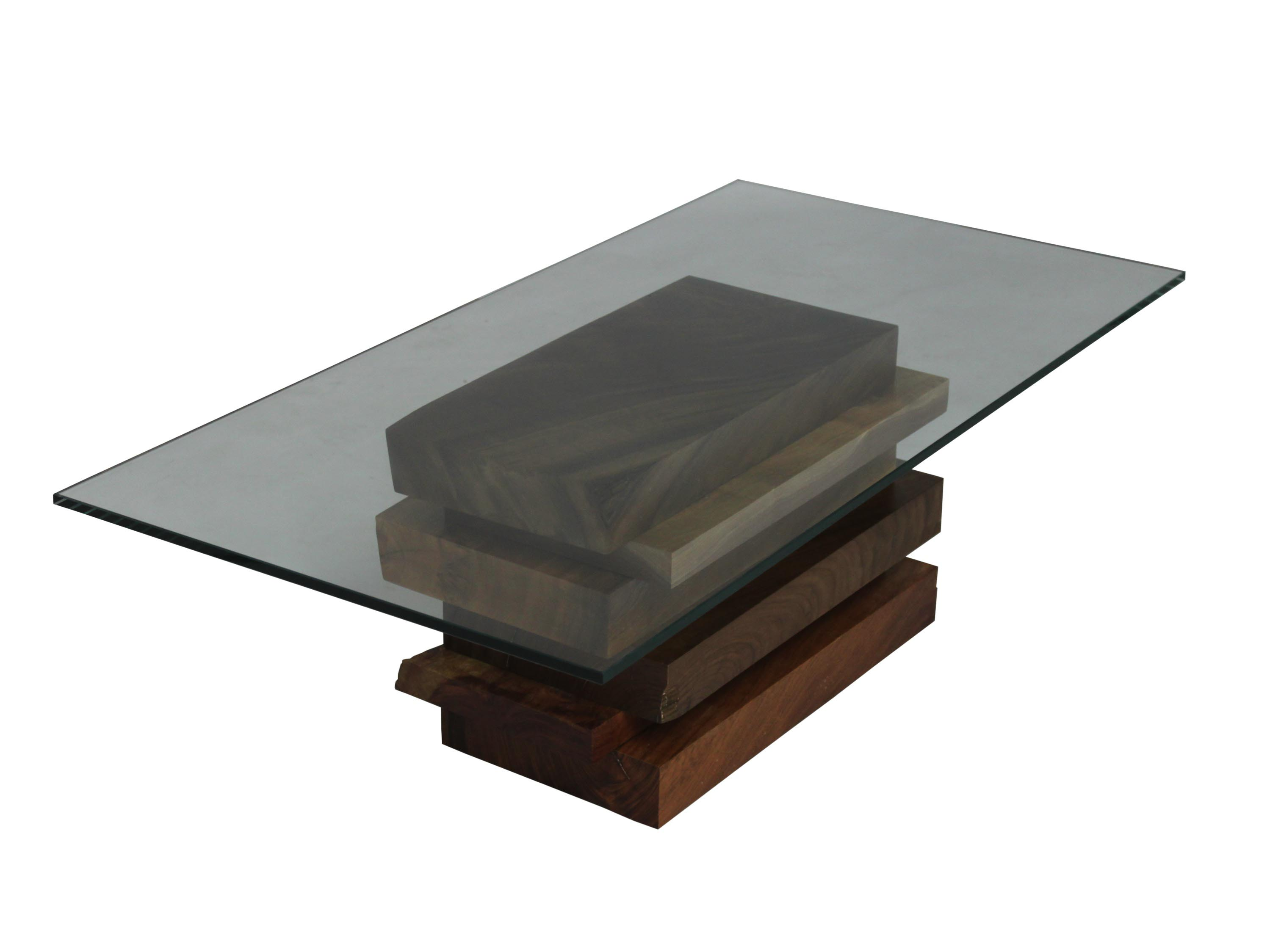 Custom glass coffee tables coffee table design ideas Designer glass coffee tables