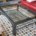 Custom Metal Coffee Tables