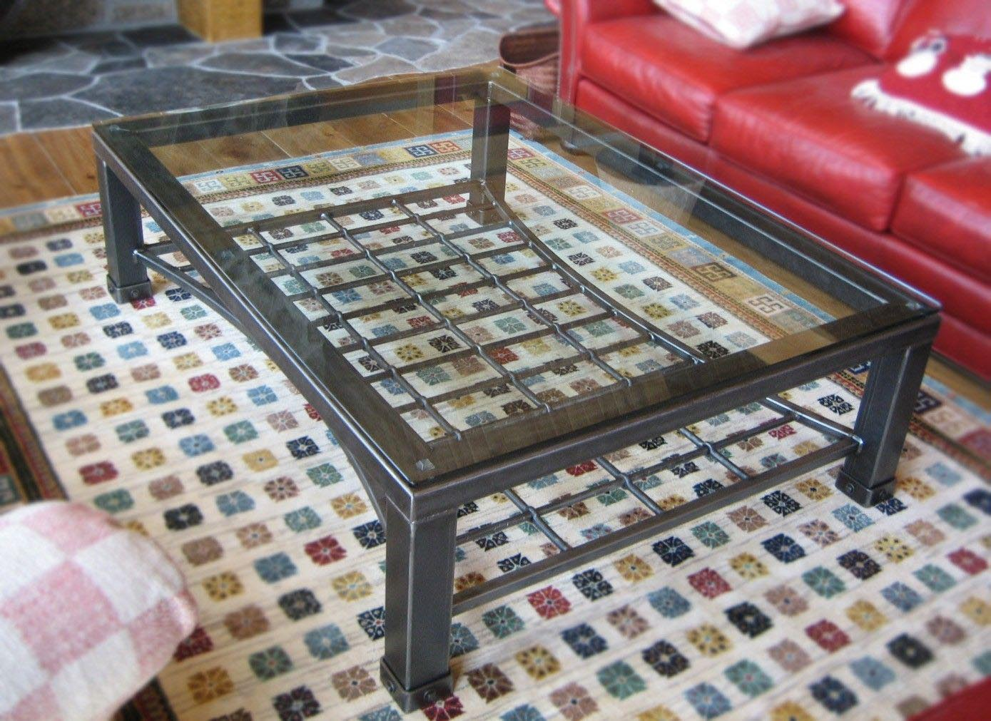 Custom Metal Coffee Tables Coffee Table Design Ideas