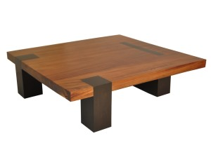 Custom Solid Wood Coffee Tables