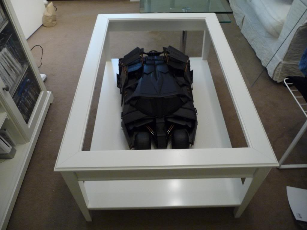 Display Coffee Table IKEA