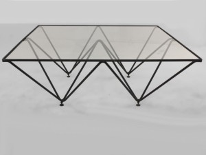 Glass Coffee Table Base