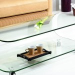 Glass Coffee Table Modern