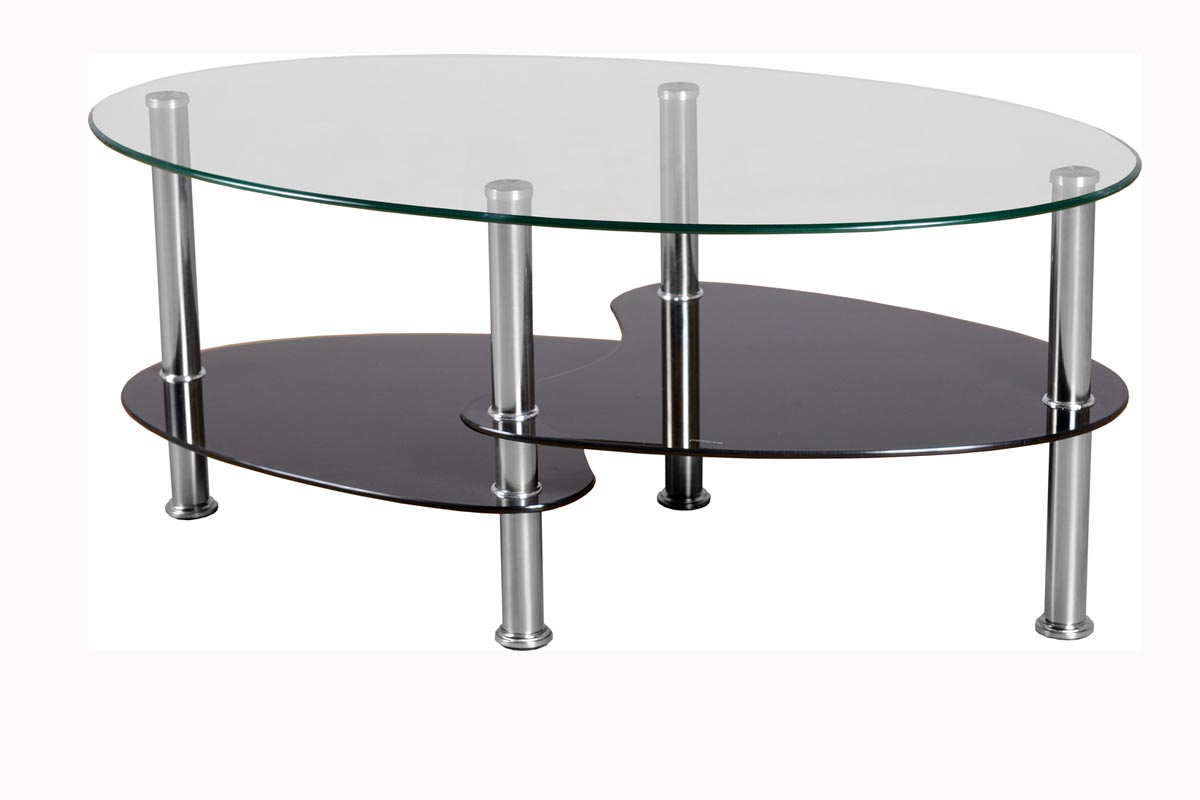 Glass Coffee Table With Stainless Steel Legs Coffee Table Design Ideas