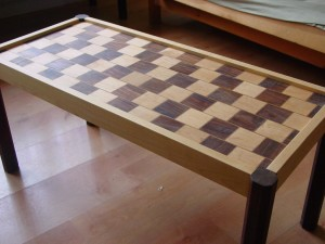 How to Build Wood Slab Coffee Table