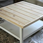 IKEA Pine Coffee Table