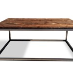Industrial Modern Coffee Table