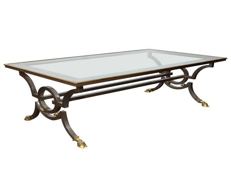 Iron Coffee Table Base Coffee Table Design Ideas