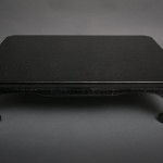 Japanese Black Lacquer Coffee Table