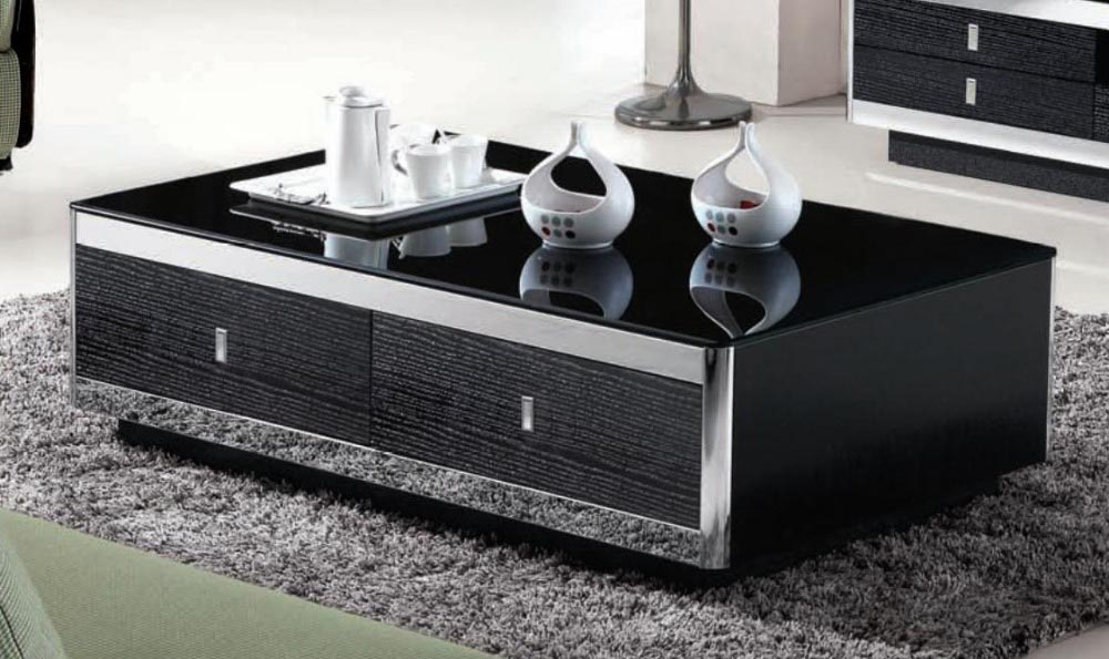 Japanese Modern Coffee Table