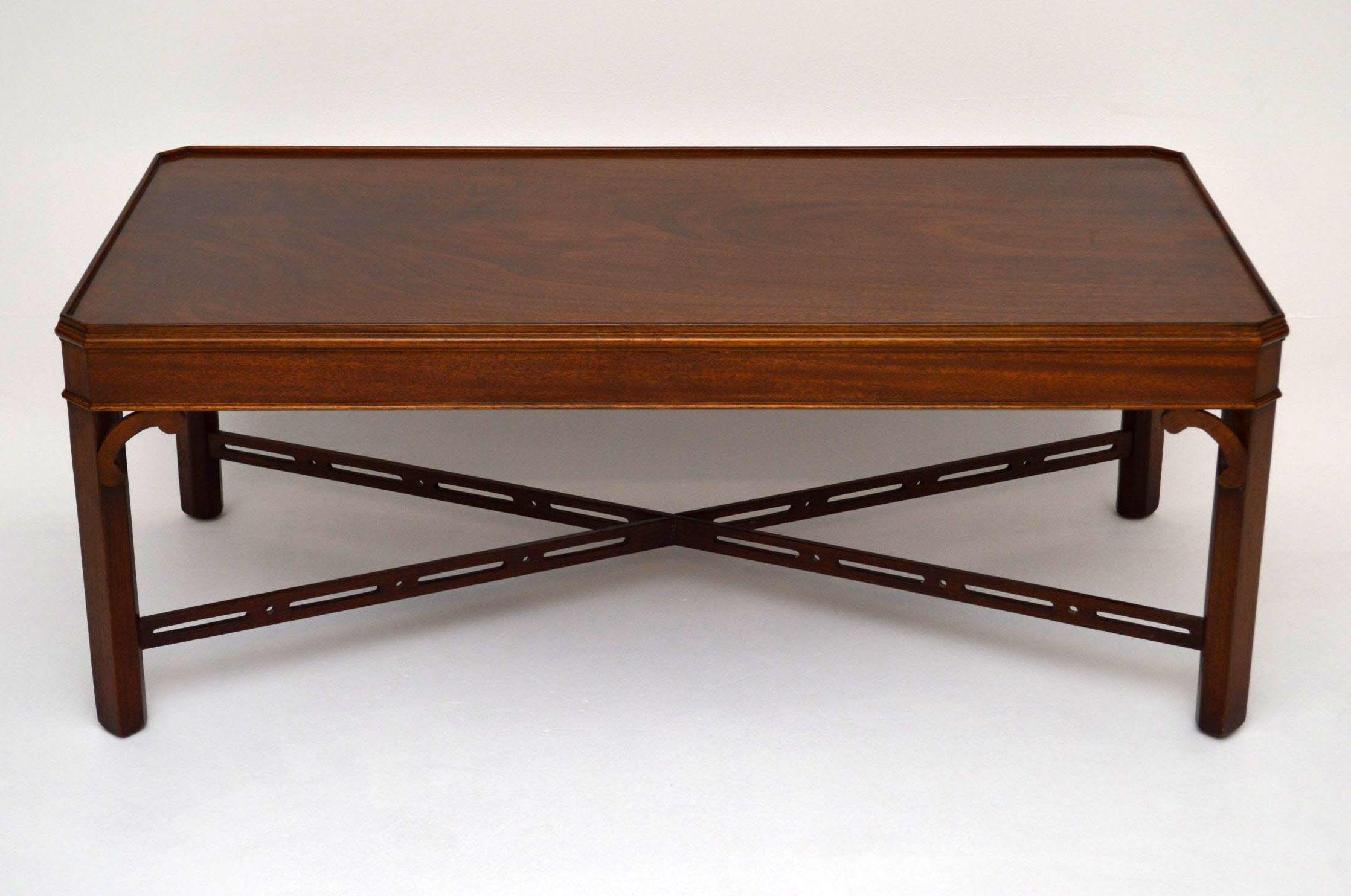 Large mahogany coffee table coffee table design ideas Wide coffee table