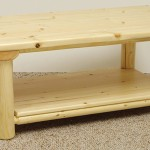 Log Cabin Coffee Tables