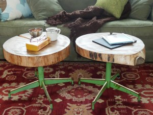 Log Coffee Table Kits