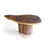Log Coffee Table Plans