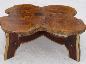 Log Furniture Coffee Tables