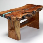 Log Stump Coffee Table