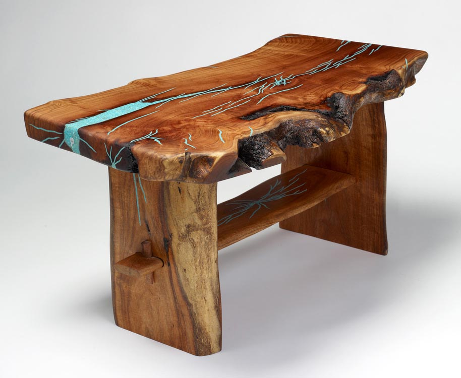 Log Stump Coffee Table Design Ideas