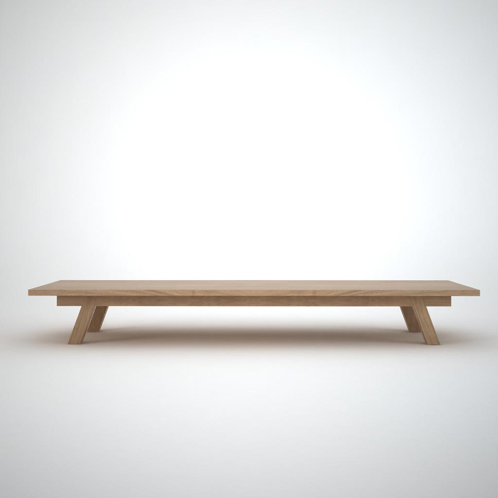 Long Low Coffee Table