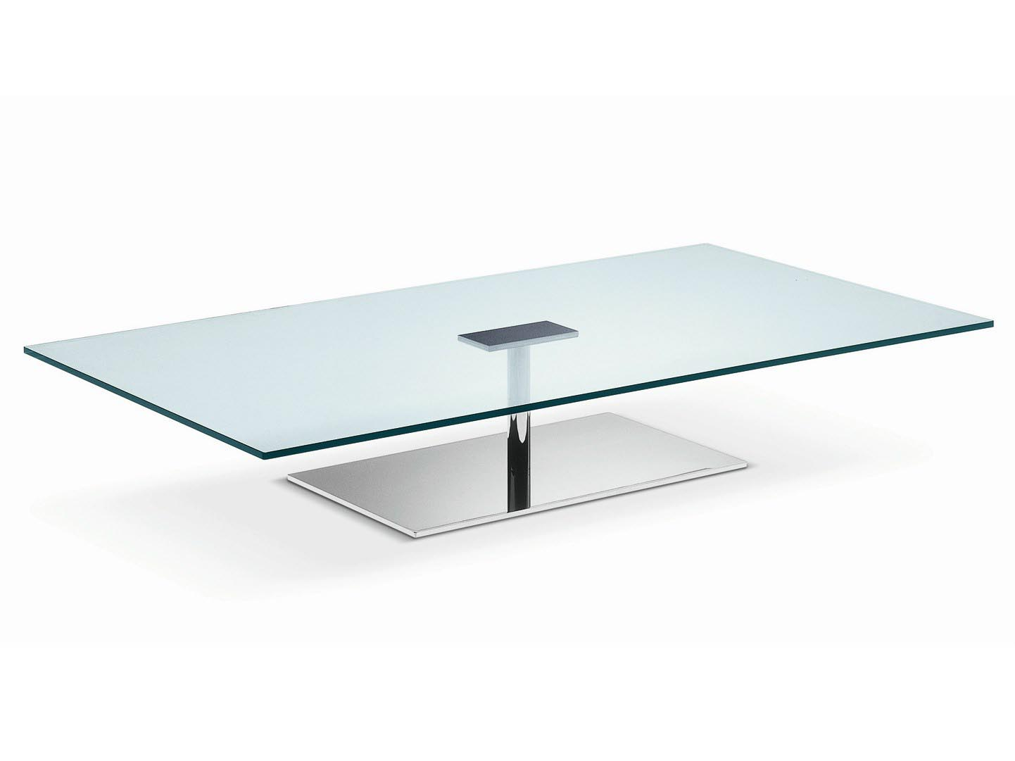 Low glass coffee table coffee table design ideas for Table in table
