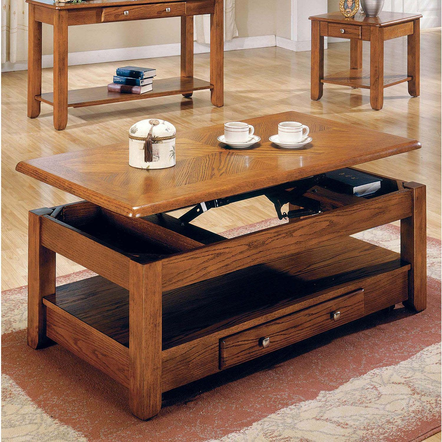 Low Rise Coffee Table Design Ideas