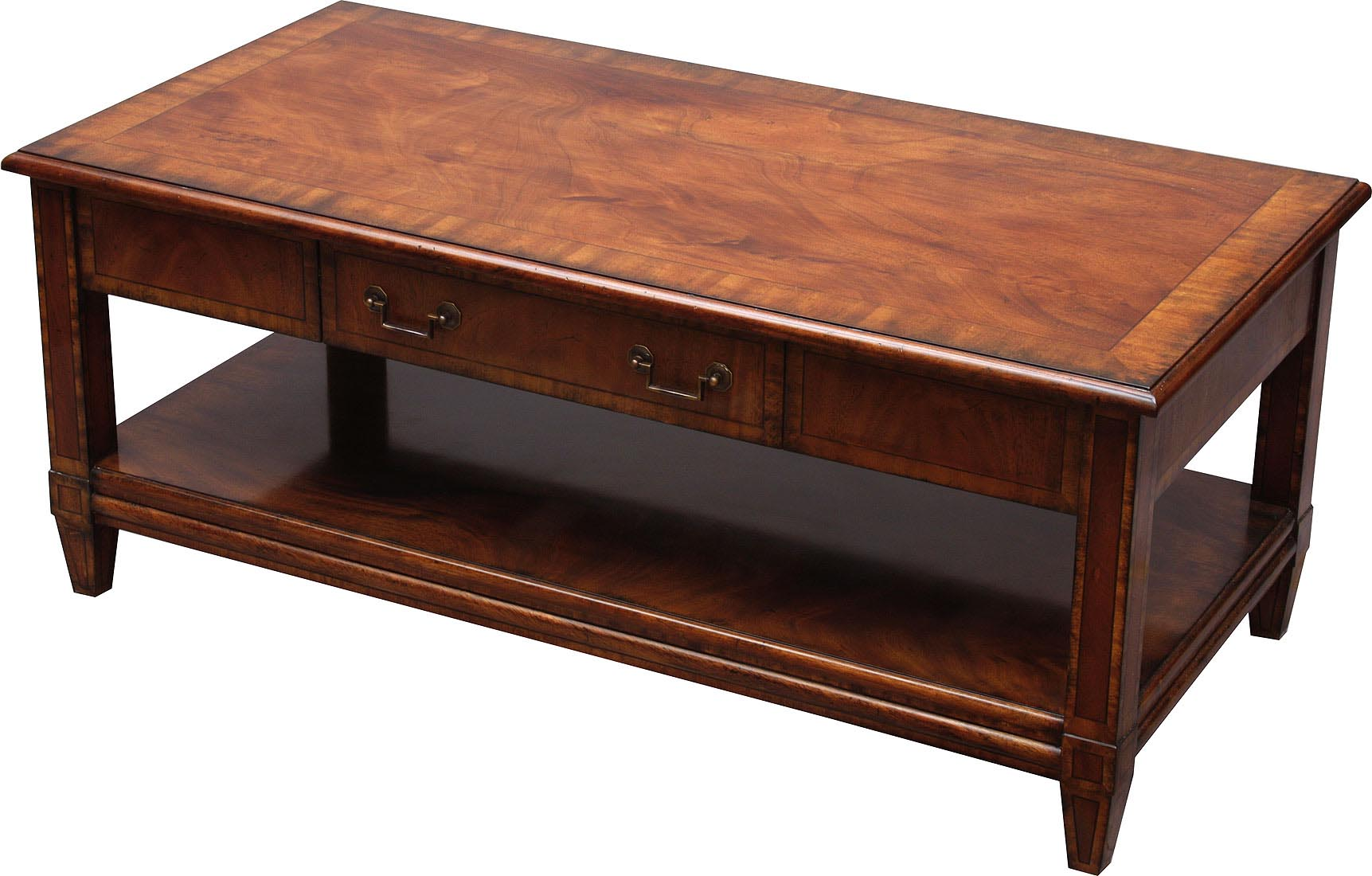 Mahogany coffee table antique coffee table design ideas for Vintage coffee table