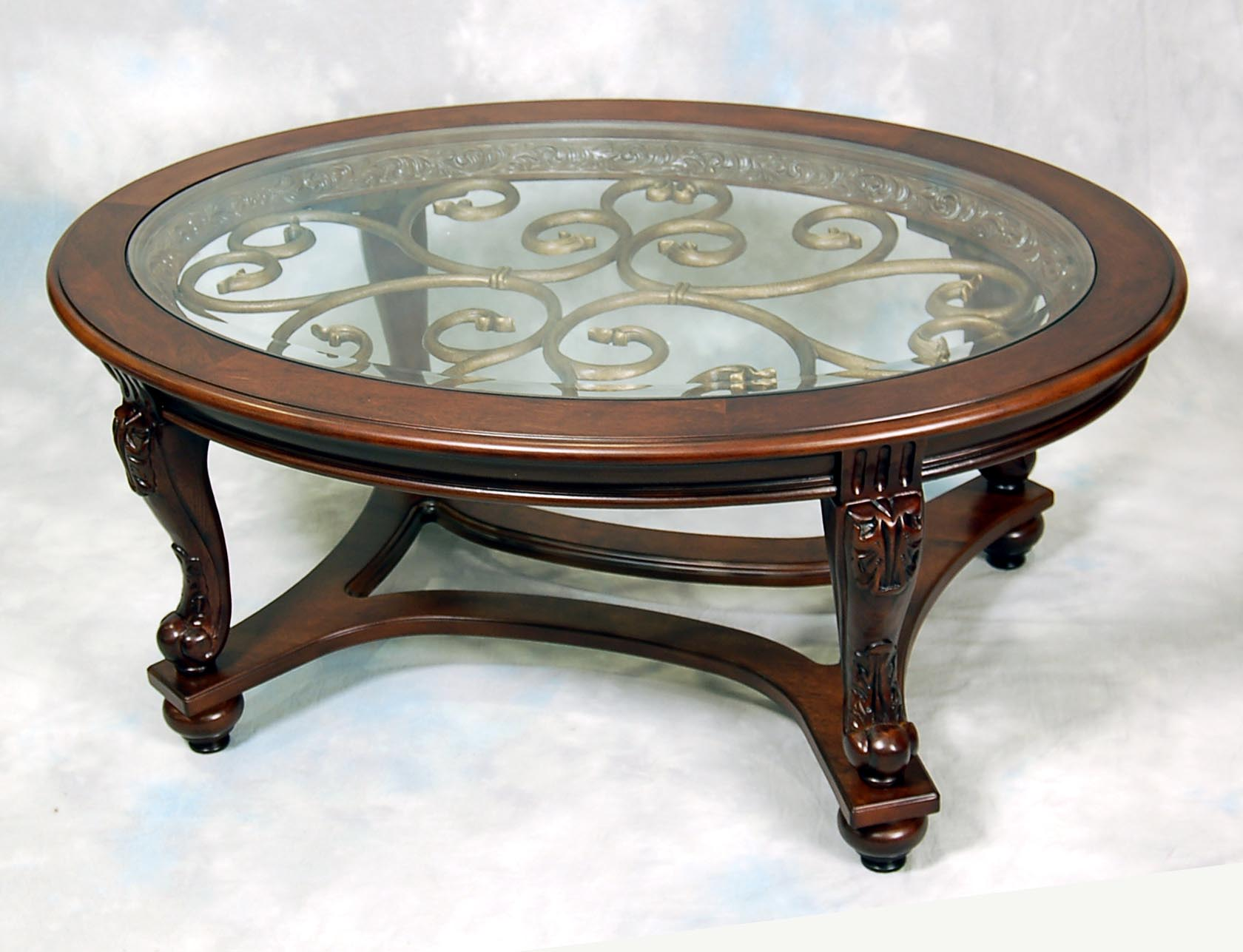 Mahogany Glass Coffee Table Coffee Table Design Ideas