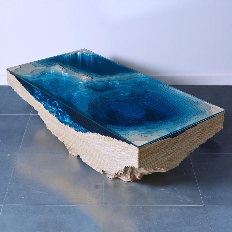 Make a Cool Coffee Table
