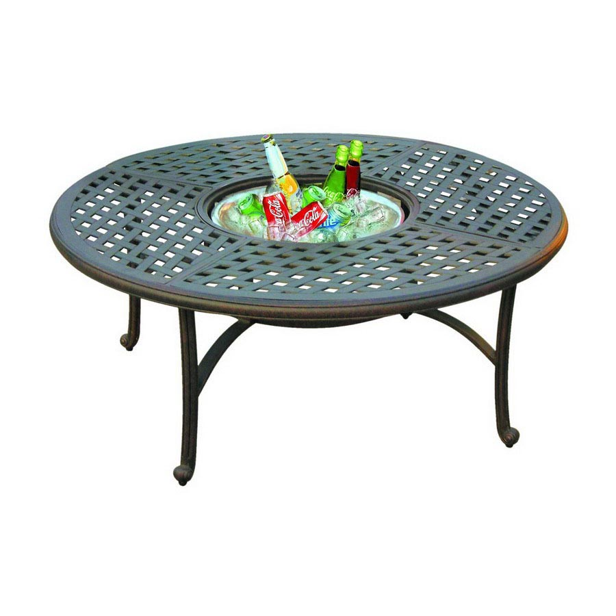 Metal Patio Coffee Table