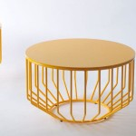 Metal Patio Coffee Tables
