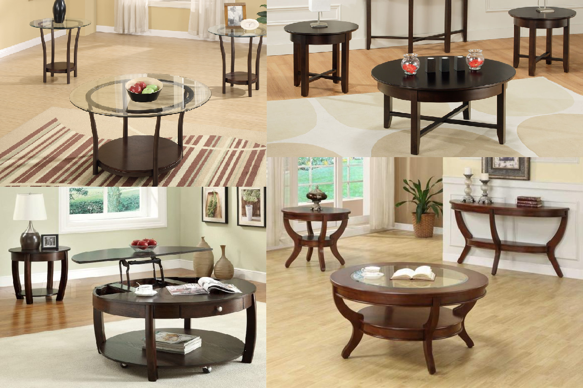 Modern Coffee Table Sets