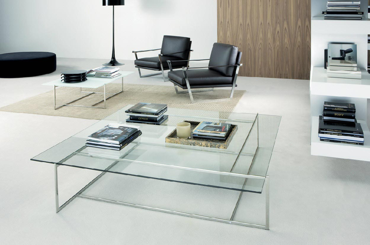 Modern Glass Coffee Tables