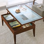 Modern Lift Top Coffee Table