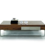 Modern Rectangular Coffee Table